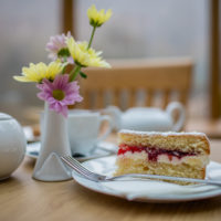 Penbont House Afternoon Tea